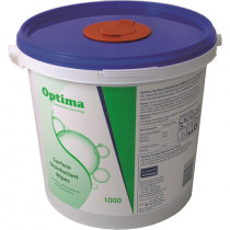 Optima Surface Disinfectant Wipe