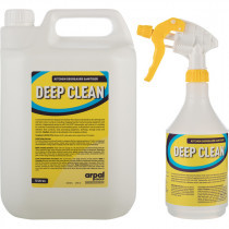 Deep Clean Spray Bottle Empty