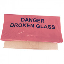 "Refuse Sacks  ""Broken Glass"" 235 Gauge"