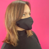 Antimicrobial Reusable Cloth Face Mask